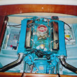 Riva Boat Engine