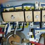 Riva Super Ariston dash wiring
