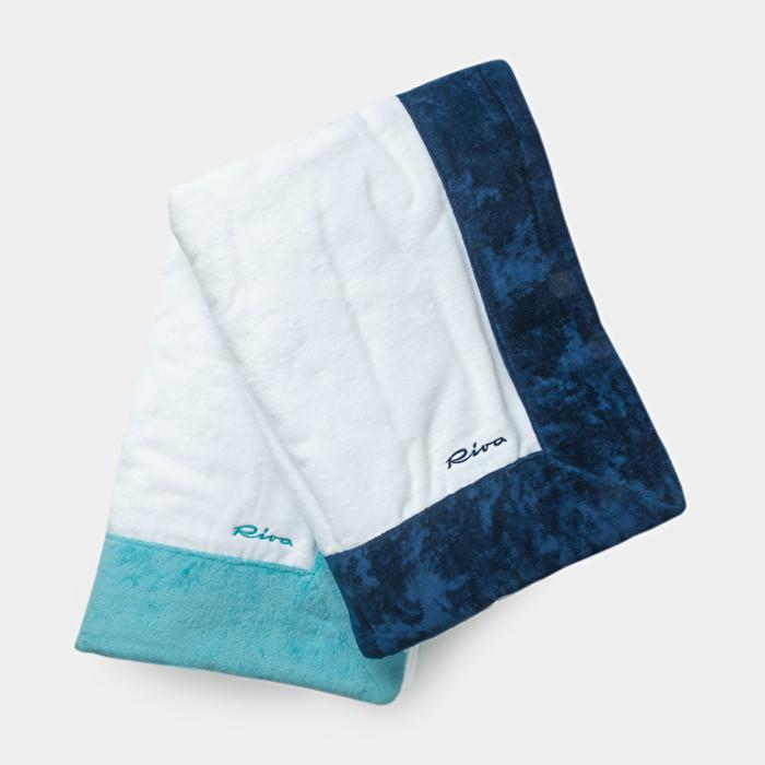 Riva Beach Towel both