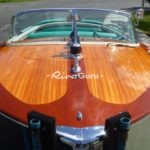 Riva Super Ariston Foredeck