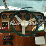 Lower dashboard - Riva 25 Sportfish